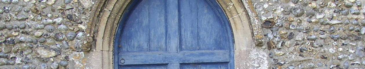 THE BLUE DOOR:  Meditations & the Metaphysical Magazine